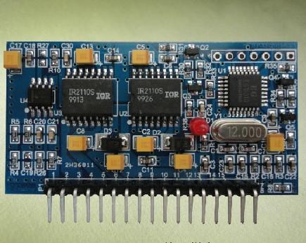 Spedizione gratuita Hotsale Pure sine wave inverter driver della scheda di EGS001 EG8010 + IR2110 modulo del driver - KSA