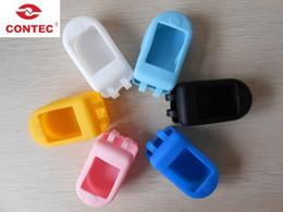 Spo2 Finger Canada - Wholesale- Best 2013 Style Finger Pulse Oximeter spo2 Monitor Fingertip Oxygen Monitor CE