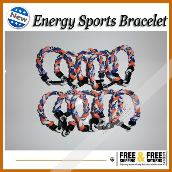 bracelets for women 3 ropes tornado germanium titanium fashion bracelet sports x45 athletes super version