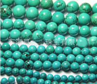 Wholesale 4mm mm mm mm mm mm mm Natural stone loose beads turquoise beads DIY Bracelet necklace