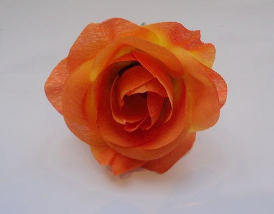 100 pz diametro carino 7-8 cm seta artificiale camelia rosa tessuto teste di fiori di camelia