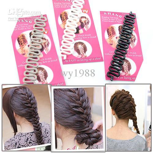 Tremendous Fashion Magic Hair Pin Clip Stick Maker Styling Tools Hair Styling Short Hairstyles Gunalazisus