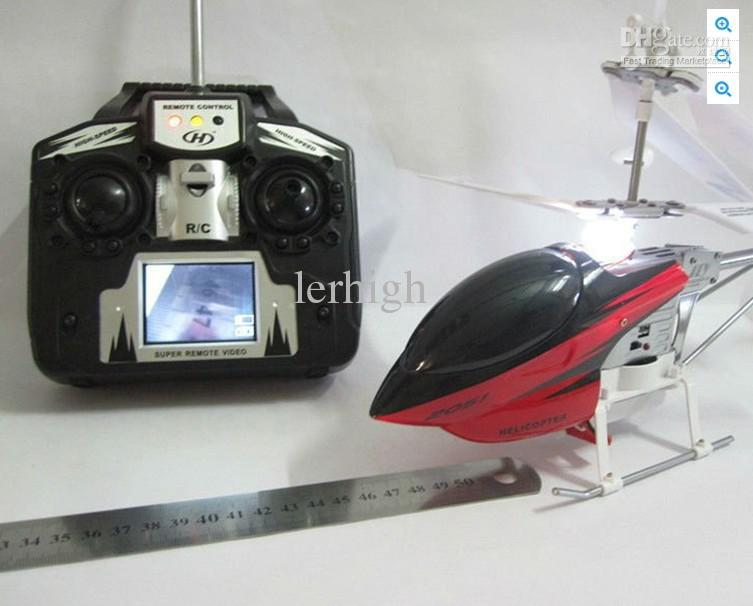 Hotsell Rc 3.5 Channel Helicopter With Camera Wirelessvideo System ...