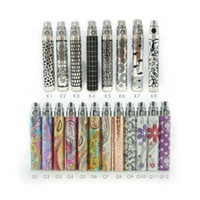 Wholesale E Cig Battery Colourful - 2012 most popular e cig battery with colourful picture colourful battery free shipping