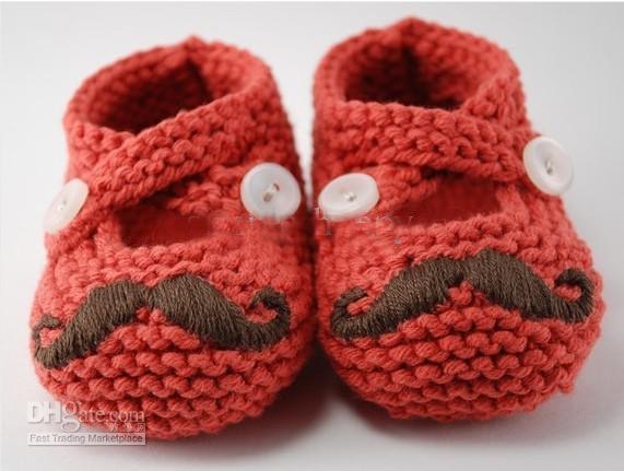 Sapatos de barba Crochet baby boy baby girl shoes sapatos toddler shoes baby shoes 12 pares Fit Babies idade 0-12 meses