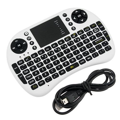 MK809 II Android 4.1 Mini PC TV Stick Rockchip RK3066 1.6GHz Dual core 1GB RAM 8GB Bluetooth with Wireless Keyboard Touchpad