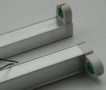 EMS livre para EUA 50 pçs / lote t8 tubo da lâmpada titular, tomada de tubo, de boa qualidade