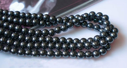 Wholesale Metal Beads For Shamballa Bracelets - Free Shipping 12 mm Black Hematite Beads, Shamballa Findings bead for bracelet 60 pcs lot