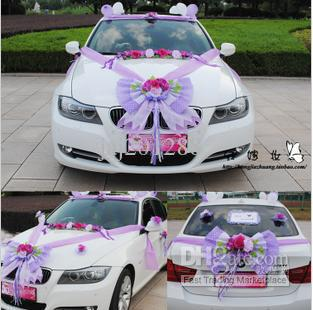 2018 Korean Floats Wedding Car Decoration Packages Spend A Variety Of Optional From Jaj201288 9548