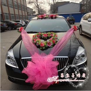 2019 New Wedding Car Decoration Artificial Flowers Variety Of