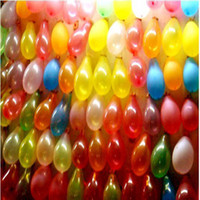 Wholesale Mini Latex Balloons - Mini Latex Balloon Yellow Green Red More Colors Mixed Classic Toy Party Decoraton Inflated Diameter 11CM 7500PCS Set Wholesale Free Shipping