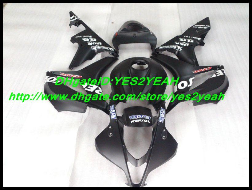 REPSOL Kit de cuerpo de carenado del molde de inyección para HONDA CBR600RR 07 08 CBR 600 RR F5 CBR 600RR 2007 2008 Carenados de carrocería HU77