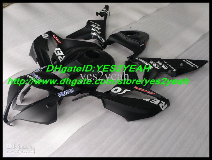 Kit carénage de carénage REPSOL pour HONDA CBR600RR 07 08 CBR 600 RR F5 CBR 600RR 2007 2008 Carrosserie HU77