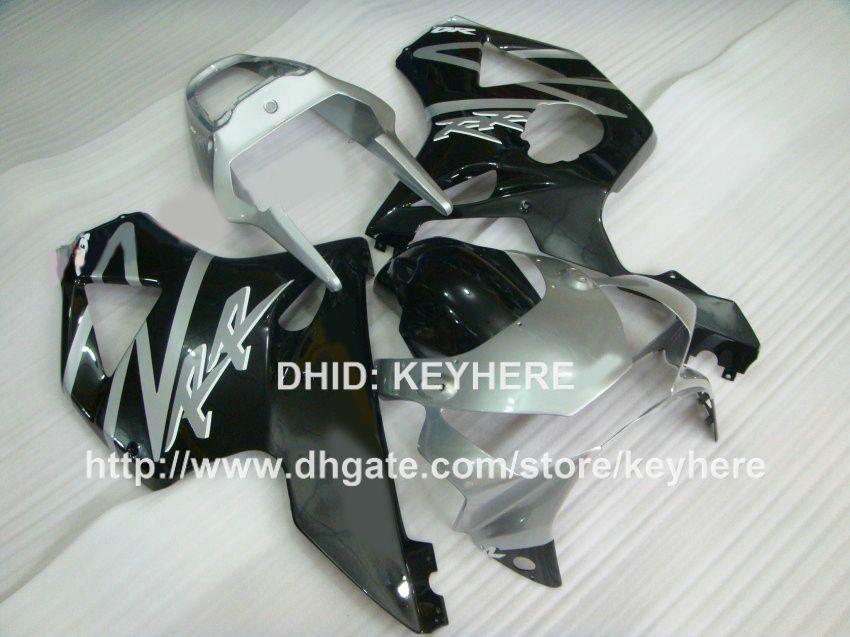 Motorfietsverbarstingen voor Honda CBR900RR 02 03 CBR900RR 954 2002 2003 CBR954RR 02 03 FUNLING SET CANDWERK SET AFERMARKET HOT GARY BLACK G2B