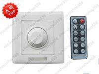 Wholesale Ir Remote Control Switch - LED 12V 24V Dimmer Switch With 12 Keys IR Remote Control Adjustable MR16 Bulbs & Strips 10pcs lot