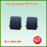 Wholesale Laser Printer Roller - Free shipping -super quality RL1-2593-000 Pick UP Roller for laser jet HP P1102 printer Pickup Roller RL1-2593