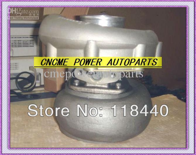 Other Model TURBO K27 53279886441 3660960899 Turbocharger For Mercedes Benz  Truck NG LN2 1117 1520 Unimog 1700 OM366LA OM366A