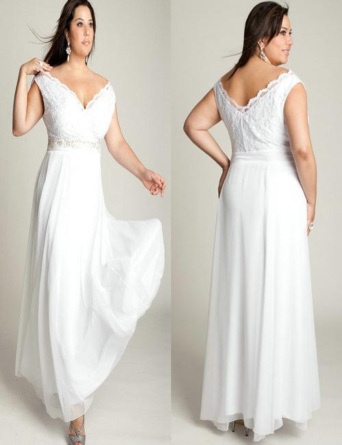 9e65933cea9 Plus Size White Lace Mother Of The Bride Dresses 2013 Off Shoulder  Embroidered Empire Tea Length New Groom Mother Dress Plus Sizes Mother  Dresses For ...