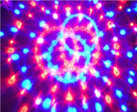 Crystal Magic Ball Stage Effect Light 6CH DMX 512 Control Pannel Disco DJ Party