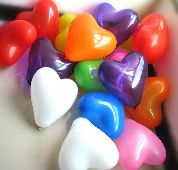 Décorations De Mariage Beau Mariage Épaissi Ballons En Forme De Coeur Ballons Romantiques Pour Proposition Parti avors Bébé Jouets Hom Décorations