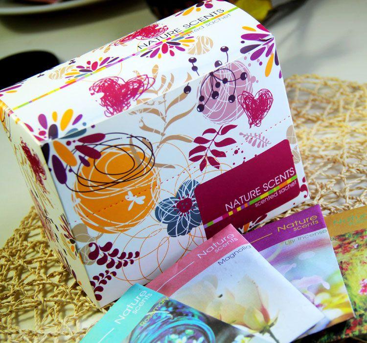 Multi Flavour Natuurlijke Geuren Geursters Aromatherapie Sachets Aromas Therapie Luchtverfrisser Gratis verzending /