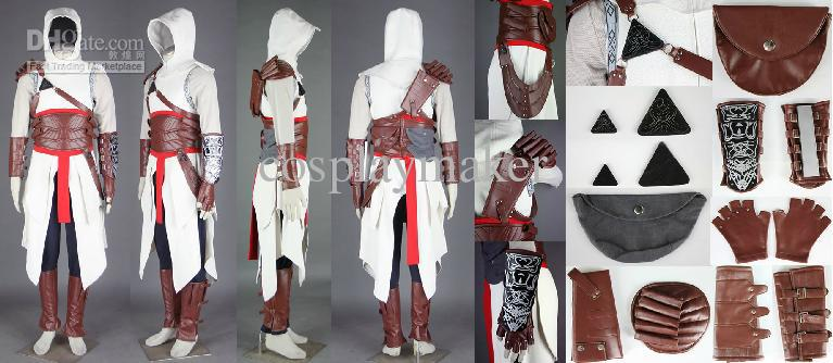 Cool Assassins Creed II 2 Altair Conner Kenway Casual