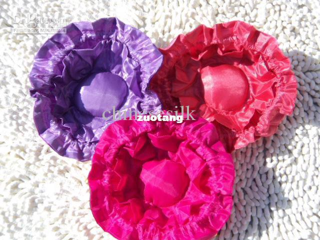 Cloth Jewelry Pouches Ring Bags Chinese Silk Embroidered Gift Packaging 10pcs/lot mix color Free