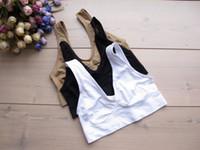 Wholesale Cotton Genie Bras - Sexy Seamless sport yoga Leisure similar Ahh Genie sport leisure Bra Ahh-Bra
