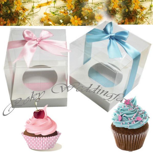 Wedding Cake Party Favor Boxes