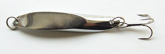 40 g / 8.5 vissen lokken lepel aas zee trollen puur koperen metalen vissen lokken spel vissen lokken unieke vorm ontwerp China haak hoge kwaliteit