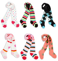 Wholesale Girls Tights Group - Wholesale - 2013 Children's Leggings pantyhose pants socks trousers kids leggings 8 groups-ALH493G