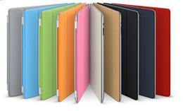 новый бренд Скидка Новый Смарт Обложка для ipad 2 3 4 планшетных ПК PU Кожаный Магнитный Чехол 4 Стенд 50 шт.