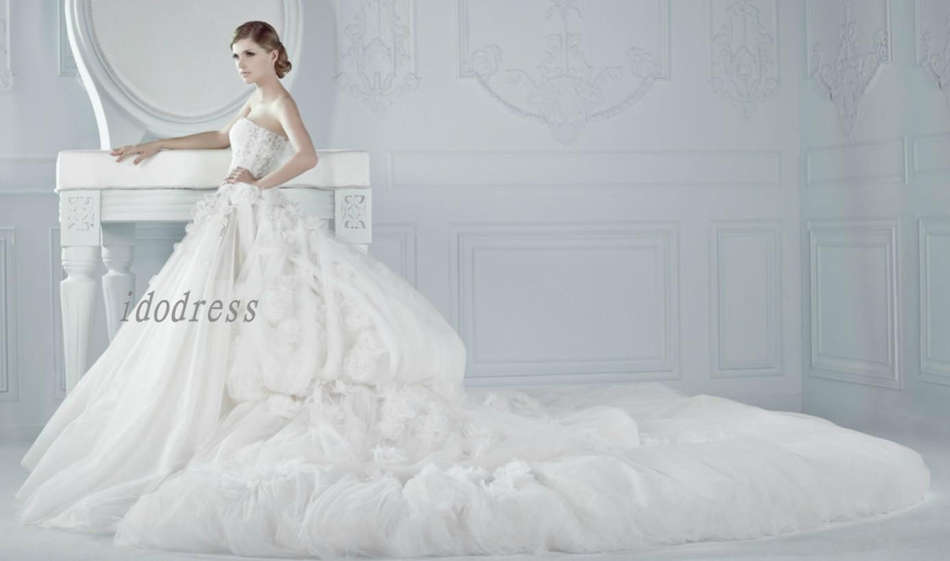 Royal Wedding Dresses with Trains – Fashion dresses