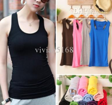 Summer ribbed tank top 4 COLOURS!!!