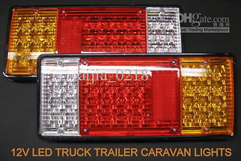 Led Truck Tail Lights >> 2019 Best Selling New Led Truck Tail Light With High Quality 12v 44 Led Truck Rear Lights Truck Rear Light Truck Tail Lights From Aijia 0218 38 39