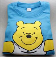 Wholesale Corduroy Shirt Dresses - 2013 Cute Children Kids Clothing Cartoon Dresses boys cartoon T-shirts cotton long sleeves T-shirts Shirt sweatershirts Lots40