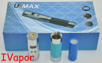 Wholesale New Lavatube Kit - NEW ARRIVAL UMAX LavaTube 2200mAh Mod E Cigarett Vivi Nova KIT free shipping