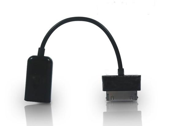 500 pz di buona qualità USB Connection Kit Host OTG cavo per Samsung Galaxy Tabs P7510 P7300 P6210 P6200 P3100 P6800 P5100 P5110 N8000