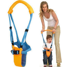toddler learn Promo Codes - Hot selling baby Walker Toddler Harness Learning Walk Assistant baby supply free shipping