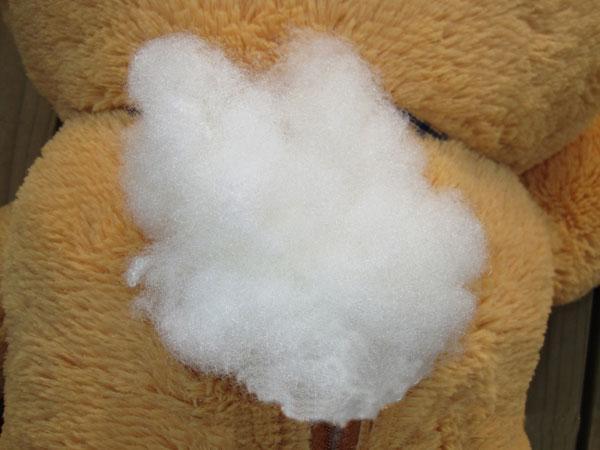 Bianco Marrone Orsacchiotto farcito Orso morbido peluche giocattoli molli dei giocattoli 160CM enorme 63