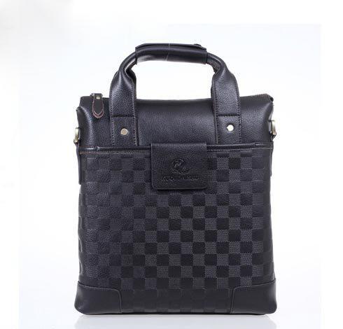 Man's Shoulder Bag Tote Bag Fashion Briefcase Shoulder Messenger ...