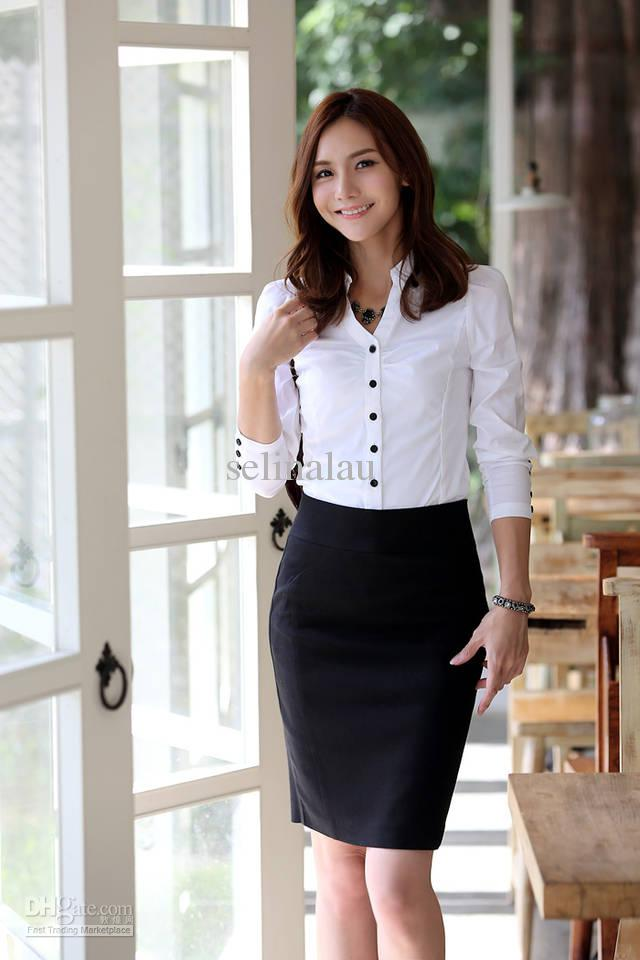 office wear shirts for women | Gommap Blog