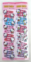 Wholesale Hair Clips Packets - Wholesale Lots ~ Fashion Cartoon Cute Rare Hair Clip 10 Packet 60 Pairs