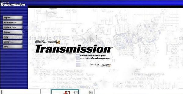 2018 Newest Mitchell On Demand 5 Transmission Service Manuals Rhmdhgate: Mitchell On Demand Wiring Diagram At Elf-jo.com