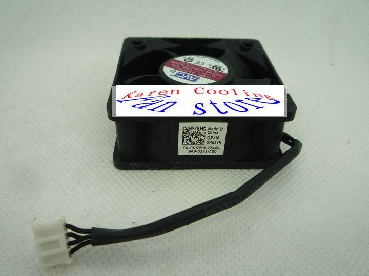 Originale AVC DS05020R12H CN-0N6JYH-72449-9A9-0382-A00 Ventola di raffreddamento del computer