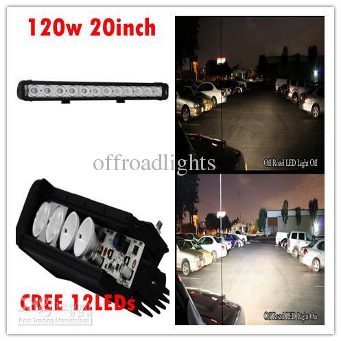 120w Super Bright 20 Inch 120 W Offroad Led Light Bar Led Car