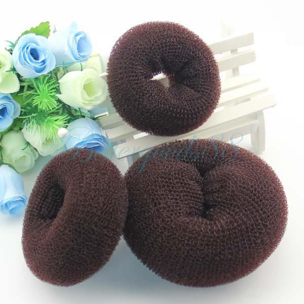 Donut Hair Ring Bun Former Shaper Hair Styler Maker Former Korea Japan Fashion