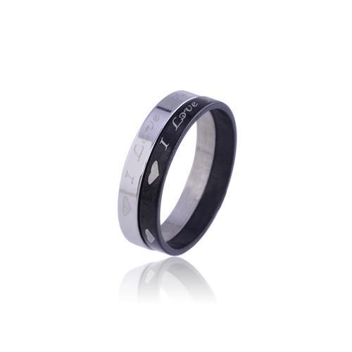 2018 HematiteGunmetalGun Ring Box Ring Loop Ring From Gold