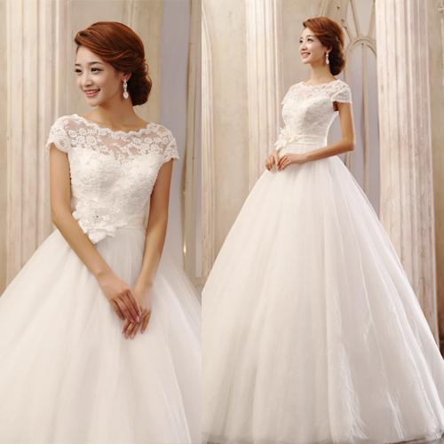2013 New Arrival Wedding Dress Formal Dress Quality Lace Vintage ...