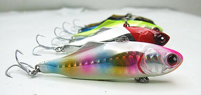Recém-chegados isca de pesca iscas de pesca chumbo isca de pesca chumbada sobreposta rígido de plástico china gancho naufrágio tipo dois tamanho 21g 30.5g